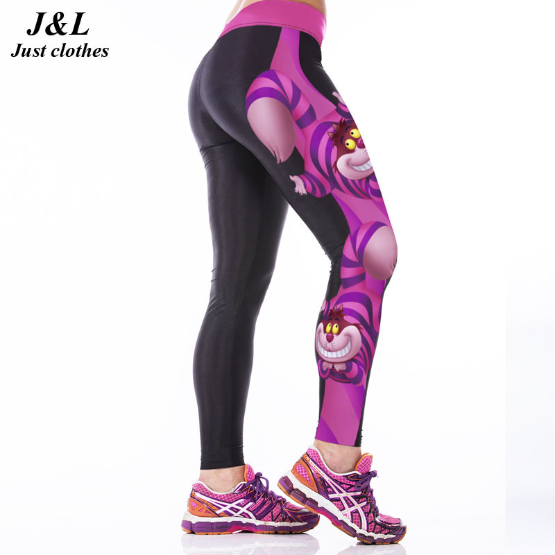 9c8678101a79d 3D Printed Workout Leggings Women Yoga Pants Print Calzas Deportivas Mujer  17 Colors Work Out Clothes For Women
