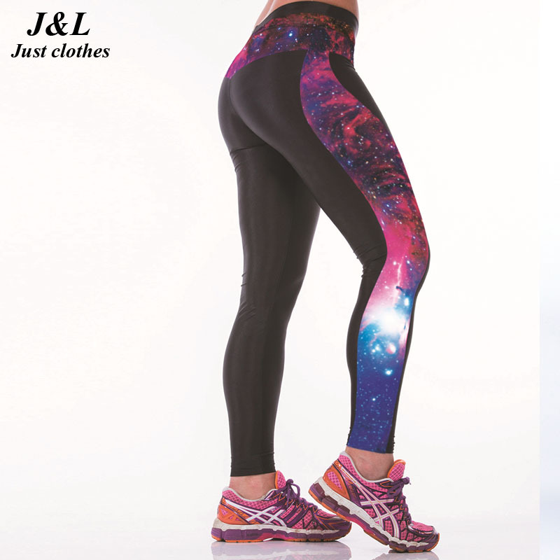 b0827282f 3D Printed Workout Leggings Women Yoga Pants Print Calzas Deportivas Mujer  ...